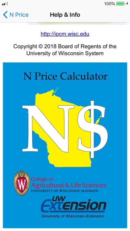N Price Calculator screenshot-4