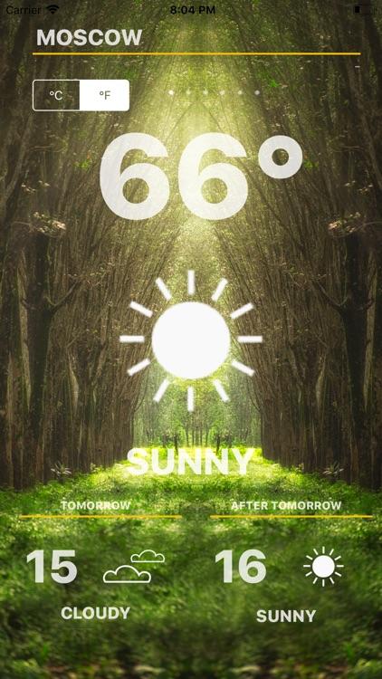 Weather - Global Forecast screenshot-3