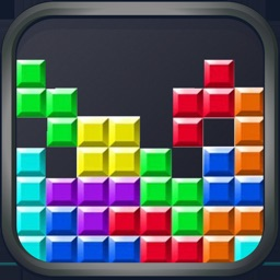 Neon Brick Block Puzzle
