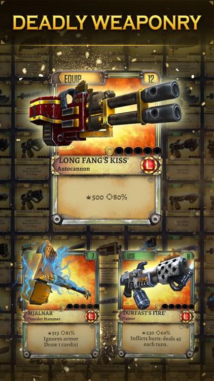 Warhammer 40,000: Space Wolf screenshot-9