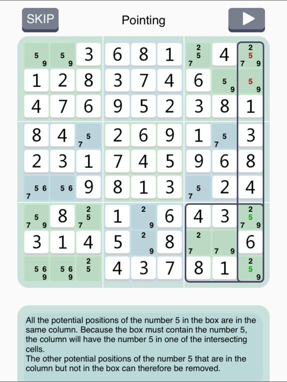 Sudoku Instituteのおすすめ画像2