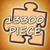 ジグソーパズル 13,300 - iPhoneアプリ