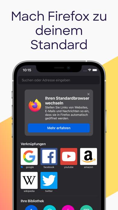 Firefox: sicher unterwegsScreenshot von 2