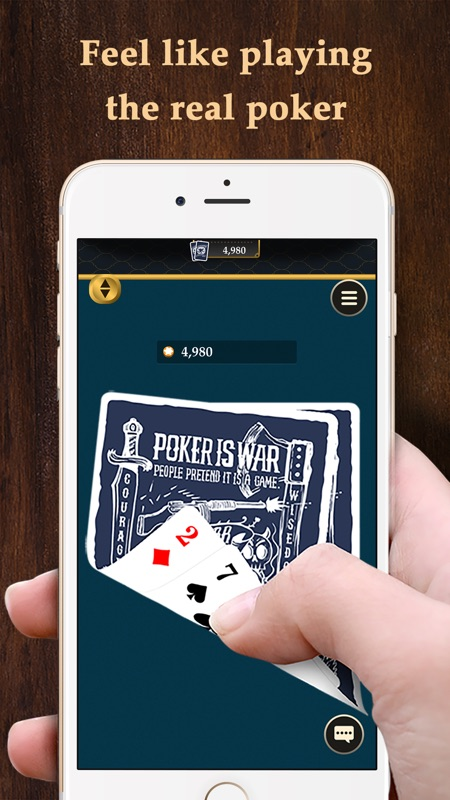 Pokerrrr 2-Poker with Buddies - Online Game Hack and Cheat ...