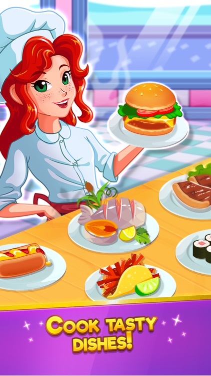 Chef Rescue - Cooking Frenzy