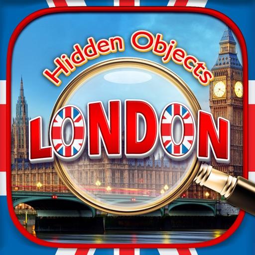 Hidden Objects London Spy Time