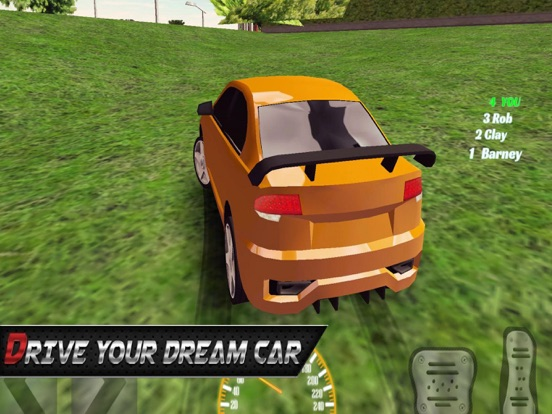 Sports Car: Extreme Driving screenshot #3