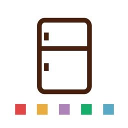 冷蔵庫管理アプリ