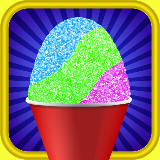 Snow Cone Maker - Kids Cooking & Girls Food Games