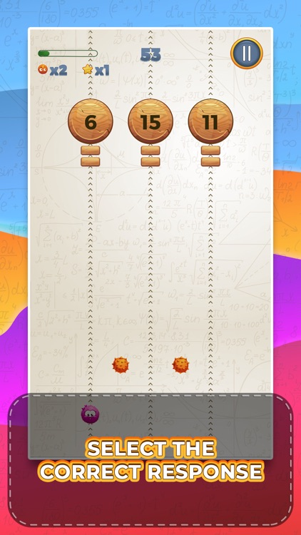Mathematical Run (Math games) screenshot-6
