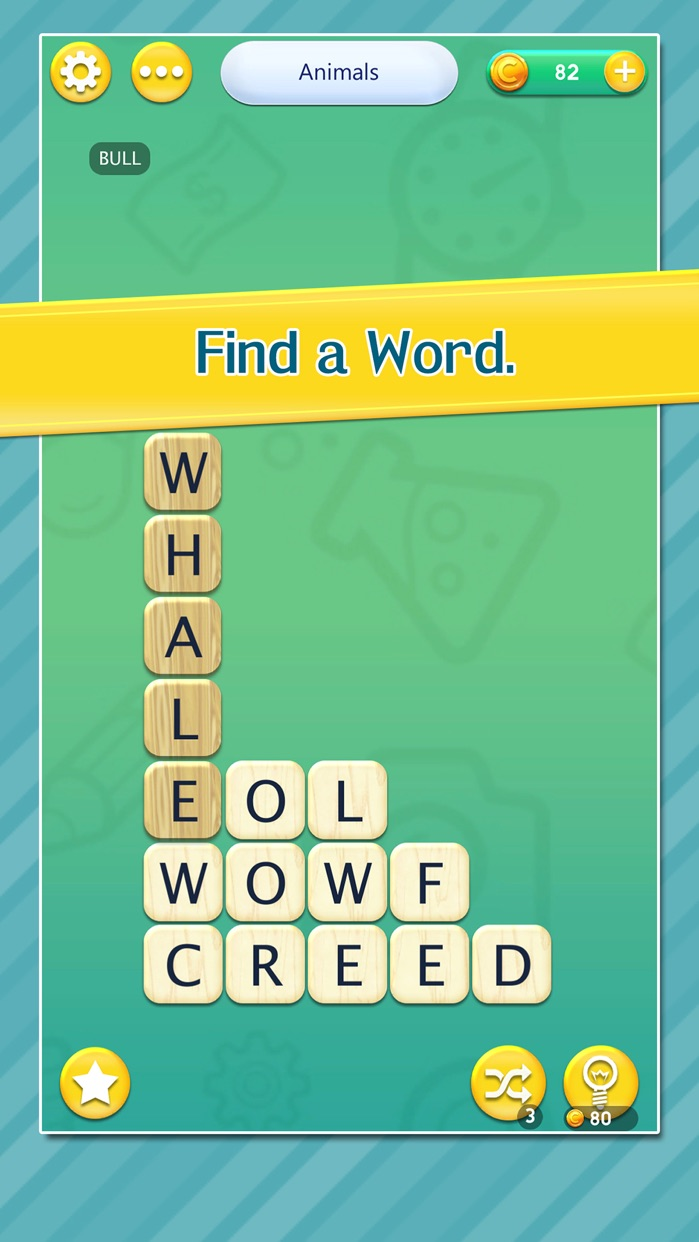 Crush Letters - Word Search Screenshot
