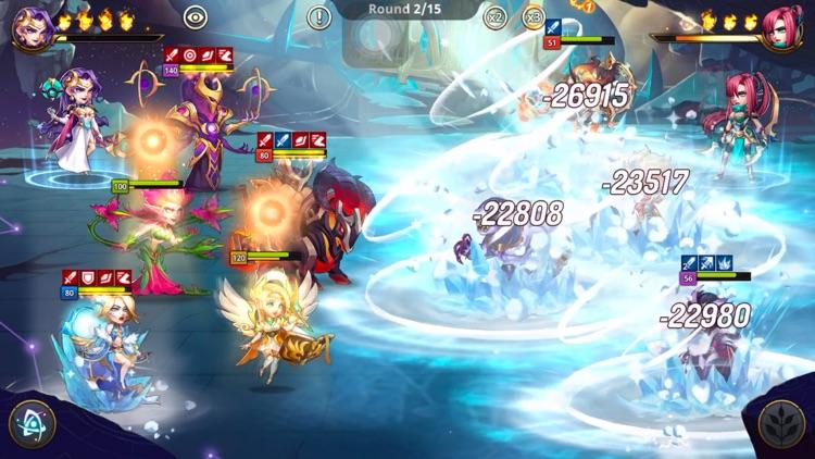 Summoners Era: Idle Battle RPG screenshot-5