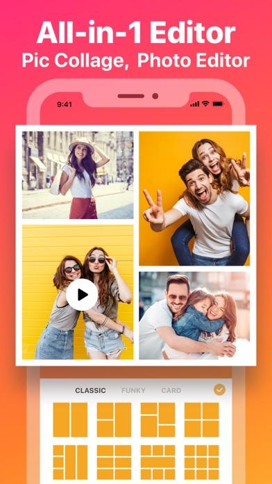 Collage Maker - LiveCollage Screenshot