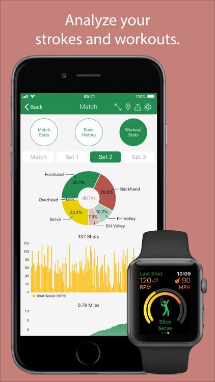 Swing™ Tennis Activity Tracker