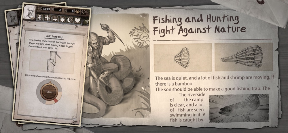 Survival: Man vs. Wild-Escape hack tool