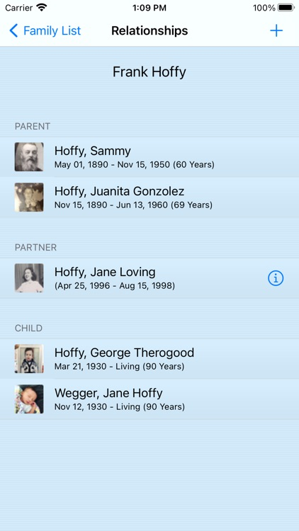 Genealogize screenshot-7