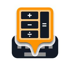 Calculator Keyboard - Calku