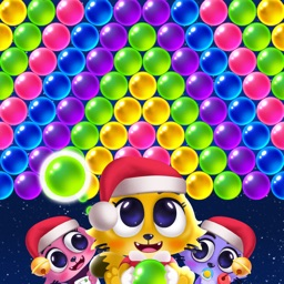 Space Cats Pop: Bubble Shooter