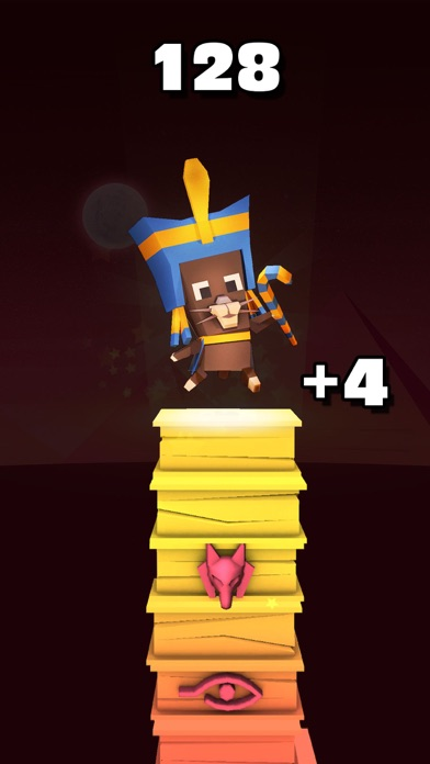 Stacky Jump! Screenshot