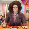 悪の教師3D  - ハウスクラッシュアイコン