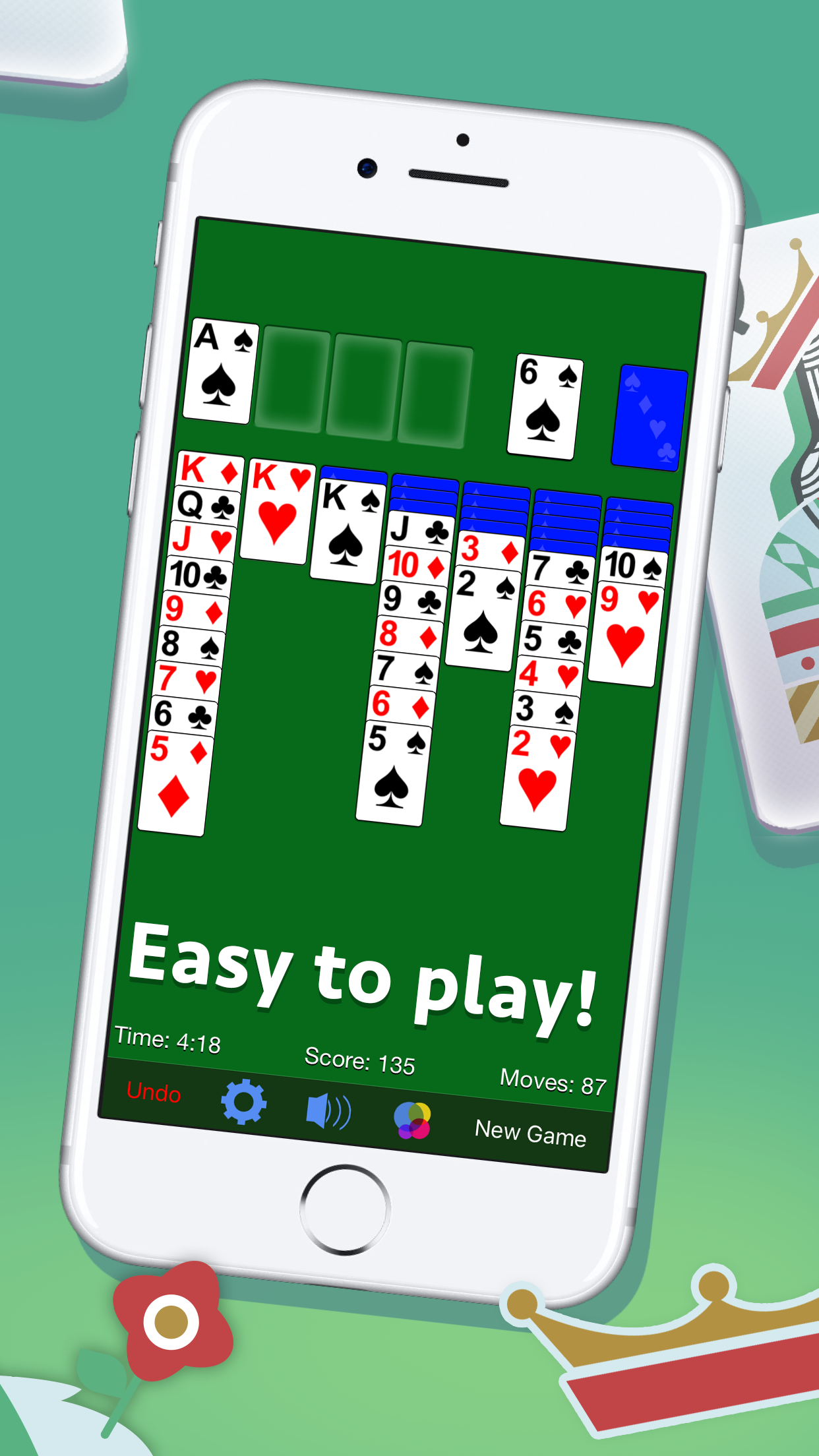 Solitaire· Screenshot