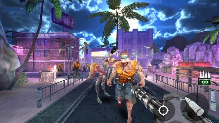 Battlelands Zombie screenshot-0