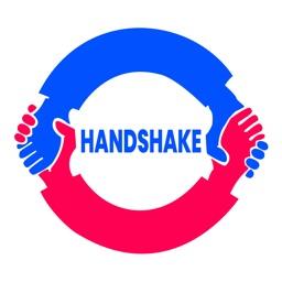 Handshake Smart Business Card