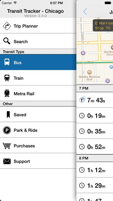 Transit Tracker - Chicago-1