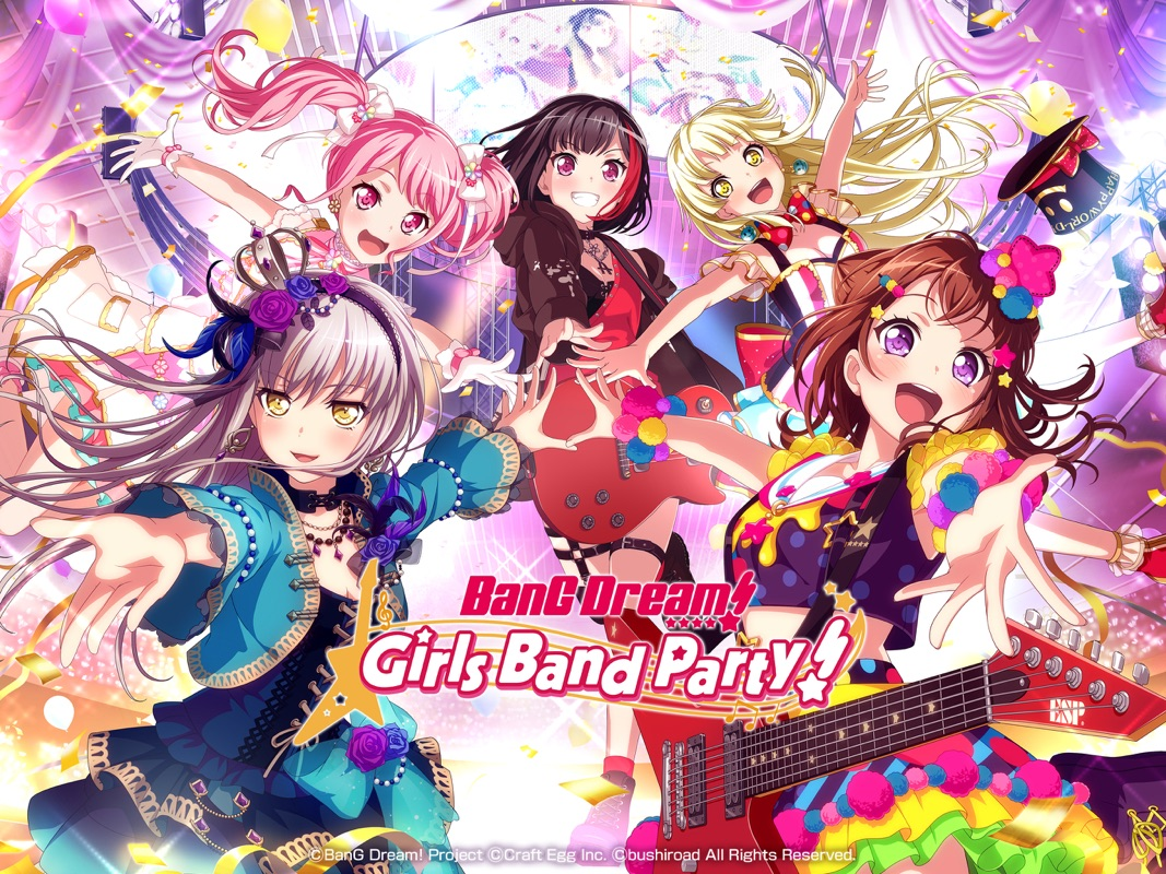 3 Minutes to Hack BanG Dream! Girls Band Party! - Unlimited