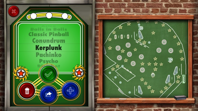 Chalkboard Pinball