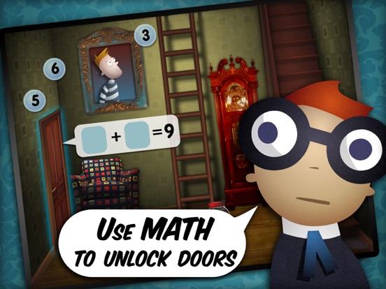 Mystery Math Town screenshot