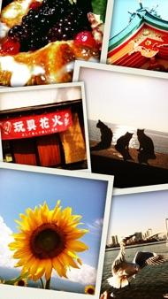 SoSoCamera Lite iphone images
