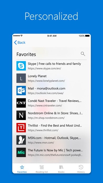 download Microsoft Edge apps 2