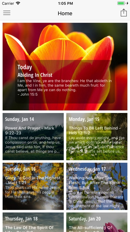 Our Daily Walk With Jesus
