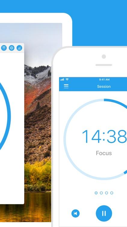 Focus - Productivity Timer screenshot-7