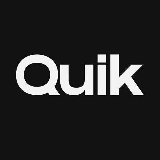 Quik 動画 & 写真編集アプリ