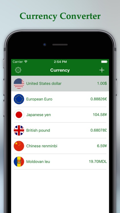 Globe Currency Converter Pro