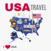USA Travel: I've Been in US - iPadアプリ