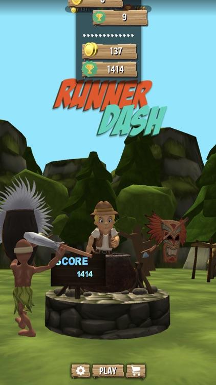 Runner Dash screenshot-5