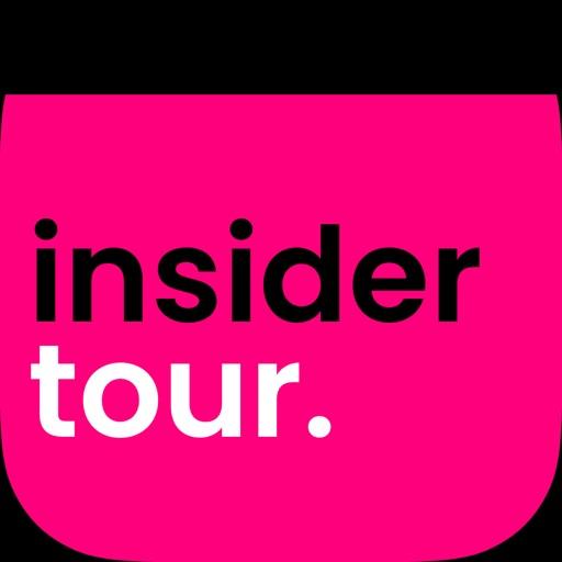Insider Tour icon