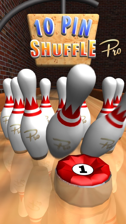 10 Pin Shuffle Pro Bowling screenshot-0