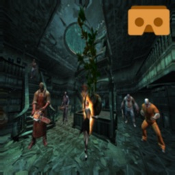 VR Escape Haunted Manor
