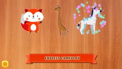 Baby Animal Shape Block Puzzle screenshot four
