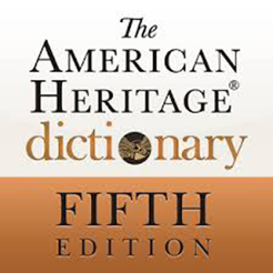 ‎American Heritage Dict.