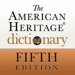 200.American Heritage Dict.