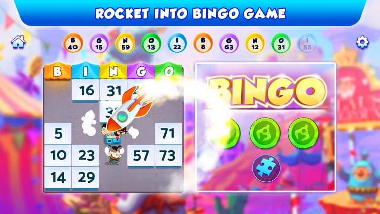 Bingo Bash: Live Bingo Games screenshot-0
