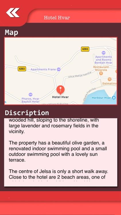 Hvar Island Tourism Guide screenshot-5