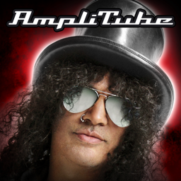 Ícone do app AmpliTube Slash