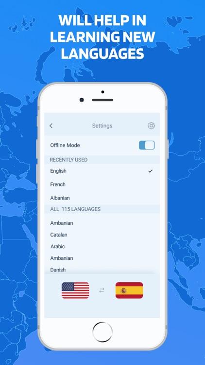 Easy Text & Voice Translator screenshot-4