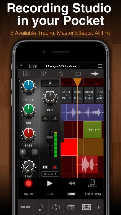AmpliTube Orange screenshot-5